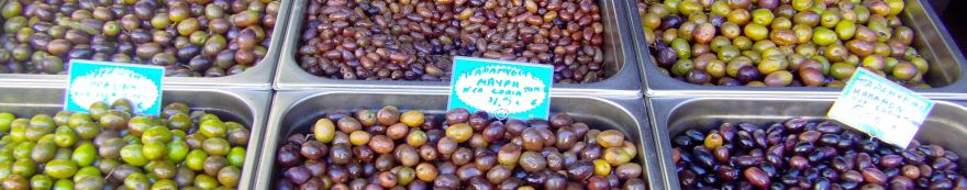 Olives and Olive Oil in Corfu