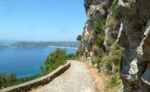 Companion Guide to The Corfu Trail