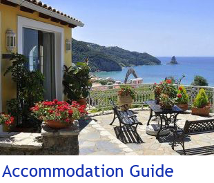 Corfu Accommodation GUide