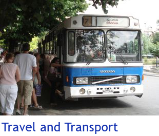 Corfu Travel and Transport