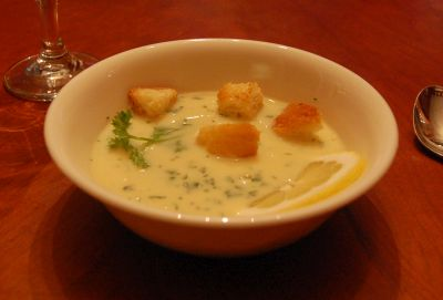 Corfu Recipes - Avgolemono Soup