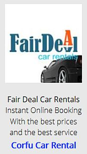 Fair Deal Car Rentals. Instant online booking with the best prices and the best service.